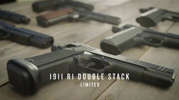 Remington 1911 R1 Double Stack Limited TV Spot, 'Welcome to the Family' - Thumbnail 6