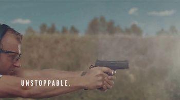 Remington 1911 R1 Ultralight Executive TV Spot, 'Unstoppable' - Thumbnail 2