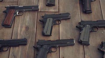 Remington 1911 R1 Ultralight Executive TV Spot, 'Unstoppable' - Thumbnail 4