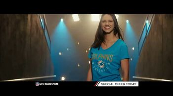 NFL Shop TV Spot, 'Dolphins and Texans Fans' - Thumbnail 1