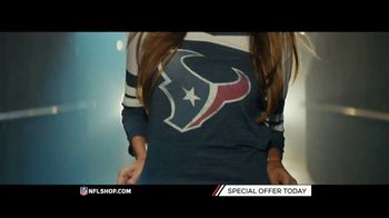 NFL Shop TV Spot, 'Dolphins and Texans Fans' - 4 commercial airings