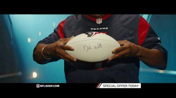 NFL Shop TV Spot, 'Dolphins and Texans Fans' - Thumbnail 5