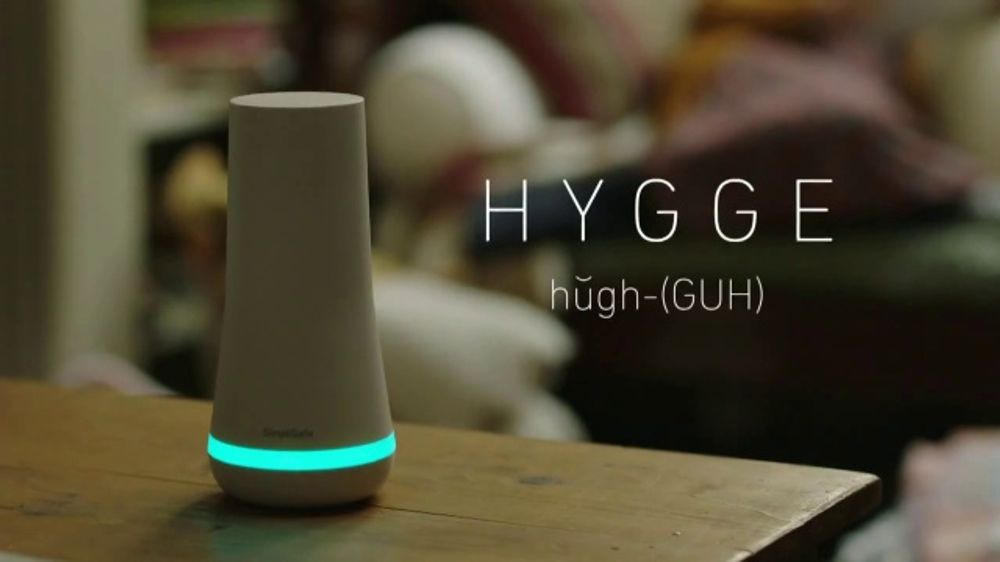 SimpliSafe TV Commercial, 'Hygge: Family Time'