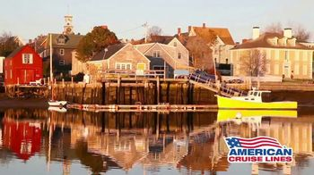 American Cruise Lines TV Spot, 'Grand New England' - Thumbnail 1