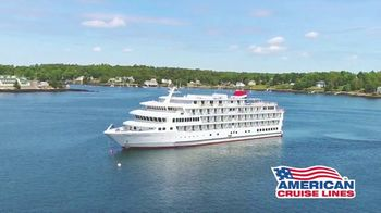American Cruise Lines TV Spot, 'Grand New England' - Thumbnail 2