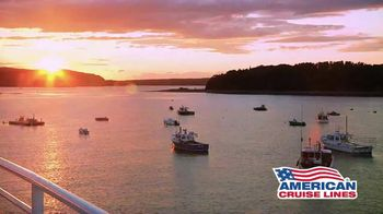 American Cruise Lines TV Spot, 'Grand New England' - Thumbnail 5