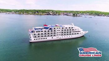 American Cruise Lines TV Spot, 'Grand New England' - Thumbnail 6