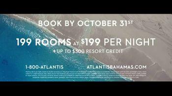 Atlantis TV Spot, 'Where Our Story Begins: October' - Thumbnail 10