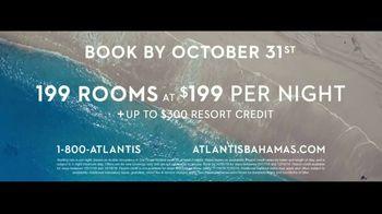 Atlantis TV Spot, 'Where Our Story Begins: October' - Thumbnail 9