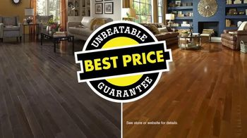 Lumber Liquidators TV Spot, 'The Beauty of Hardwood' - Thumbnail 2