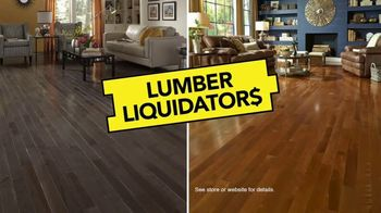 Lumber Liquidators TV Spot, 'The Beauty of Hardwood' - Thumbnail 3