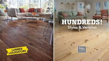 Lumber Liquidators TV Spot, 'The Beauty of Hardwood'