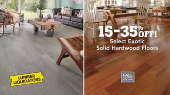 Lumber Liquidators TV Spot, 'The Beauty of Hardwood' - Thumbnail 5