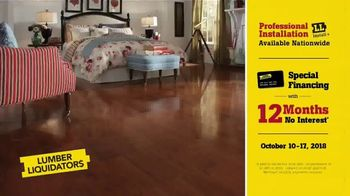 Lumber Liquidators TV Spot, 'The Beauty of Hardwood' - Thumbnail 9