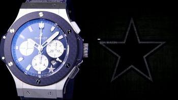 Hublot Big Bang TV Spot, 'Dallas Cowboys'