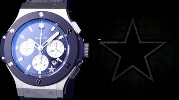 Hublot Big Bang TV Spot, 'Dallas Cowboys'