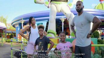 Walt Disney World TV Spot, 'A Magical Place' Featuring Chris Paul - 157 commercial airings