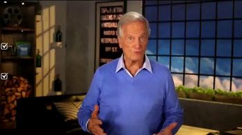 Relief Factor Quickstart TV Spot, 'Four Key Ingredients' Featuring Pat Boone