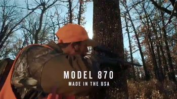 Remington Model 870 TV Spot, 'Quality'