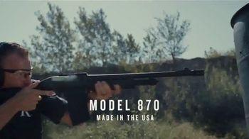 Remington Model 870 TV Spot, 'Quality' - Thumbnail 8