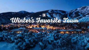 Park City Convention and Visitors Bureau TV Spot, 'Winter's Favorite Town' - Thumbnail 1