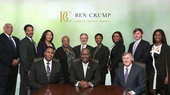 Ben Crump Law TV Spot, 'Car Accidents'