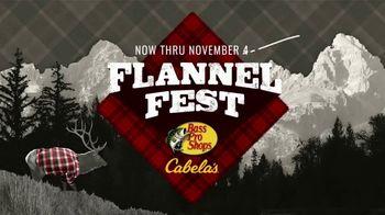 Bass Pro Shops Flannel Fest TV Spot, 'Flannels and Rifle' - Thumbnail 3