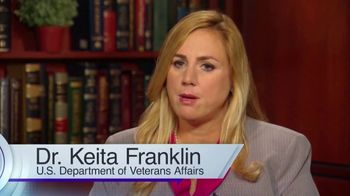 U.S. Department of Veteran Affairs TV Spot, \'Be There Campaign\'