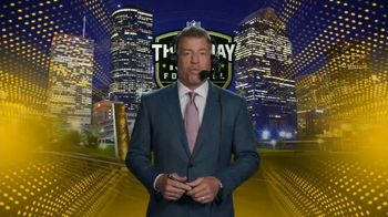 Tide TV Spot, 'Under Review: A Thursday Night Tide Ad' Featuring Troy Aikman, Mike Pereira - Thumbnail 1