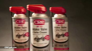 CRC GDI Intake Valve & Turbo Cleaner TV Spot, 'Deposits Kill Performance' - Thumbnail 4