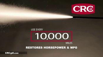 CRC GDI Intake Valve & Turbo Cleaner TV Spot, 'Deposits Kill Performance' - Thumbnail 8