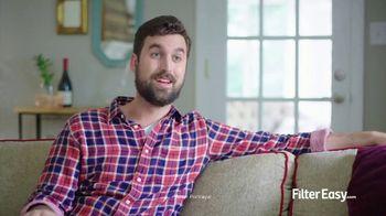 Filter Easy TV Spot, 'Testimonials' - Thumbnail 1