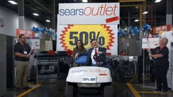 Sears Outlet TV Spot, 'Slightly Imperfect, Perfect Prices' - Thumbnail 10