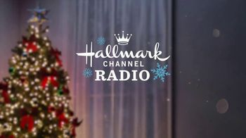 SiriusXM Satellite Radio TV Spot, 'Hallmark Channel Radio' - Thumbnail 1