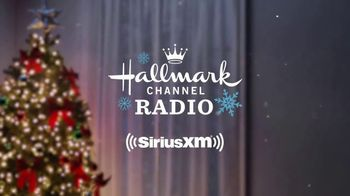 SiriusXM Satellite Radio TV Spot, 'Hallmark Channel Radio' - Thumbnail 2