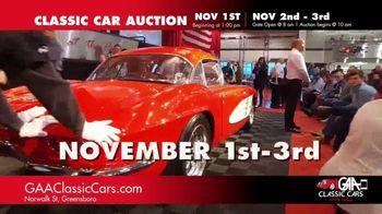 GAA Classic Cars TV Spot, '2018 Greensboro'