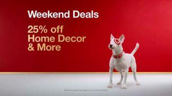 Target TV Spot, 'Holiday: Home Decor & More' - Thumbnail 2