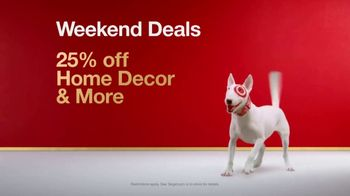 Target TV Spot, 'Holiday: Home Decor & More' - Thumbnail 3