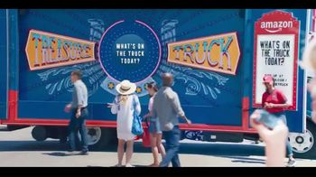 Amazon Treasure Truck TV Spot, 'Peg Leg' - Thumbnail 4