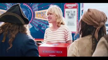 Amazon Treasure Truck TV Spot, 'Peg Leg' - Thumbnail 7