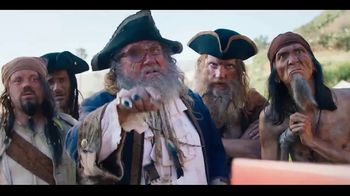 Amazon Treasure Truck TV Spot, 'Peg Leg'