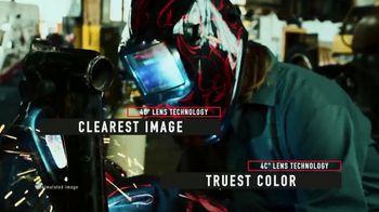 Lincoln Electric VIKING Welding Helmets TV Spot, '4C Lens Technology' - Thumbnail 6