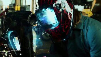 Lincoln Electric VIKING Welding Helmets TV Spot, '4C Lens Technology' - Thumbnail 8