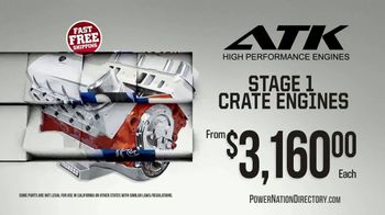 PowerNation Directory TV Spot, 'Supercharger Kit, Differentials, Crate Engines and Rocker Arms' - Thumbnail 5