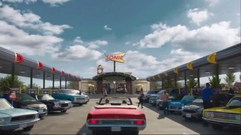 Sonic Drive-In American Classic TV Spot, 'The Good Old Days' - Thumbnail 1