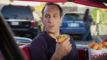 Sonic Drive-In American Classic TV Spot, 'The Good Old Days' - Thumbnail 3