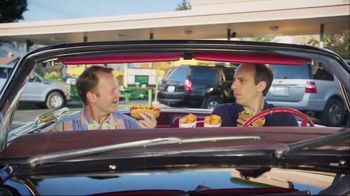 Sonic Drive-In American Classic TV Spot, 'The Good Old Days' - Thumbnail 8