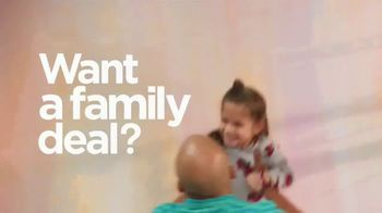 JCPenney TV Spot, 'Family Deal: 50 Percent Off Clothing' - Thumbnail 2