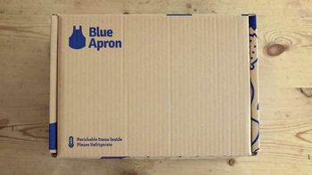 Blue Apron TV Spot, 'Farm Fresh Ingredients' - Thumbnail 1