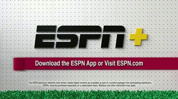 ESPN+ TV Spot, 'Exclusive Access to Live Events and Programming' - Thumbnail 9